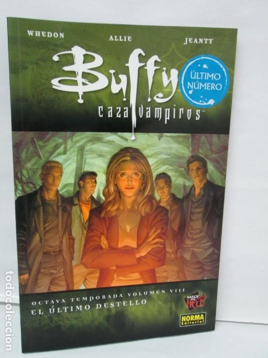 Cómics: BUFFY CAZAVAMPIROS. JOSS WHEDON. GEORGE JEANTY. EDITORIAL NORMA. Nº71,78,82,90,93,97,114,119,126,132 - Foto 87 - 134811262