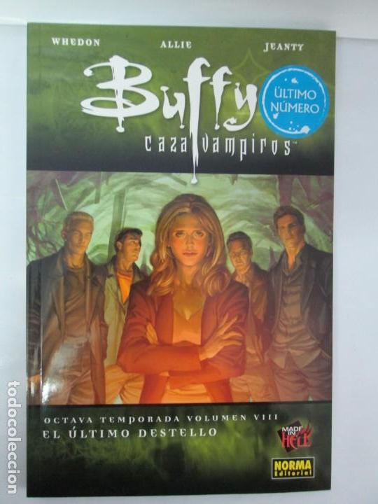 Cómics: BUFFY CAZAVAMPIROS. JOSS WHEDON. GEORGE JEANTY. EDITORIAL NORMA. Nº71,78,82,90,93,97,114,119,126,132 - Foto 88 - 134811262