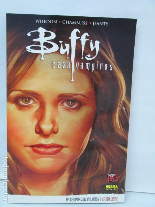 Cómics: BUFFY CAZAVAMPIROS. JOSS WHEDON. GEORGE JEANTY. EDITORIAL NORMA. Nº71,78,82,90,93,97,114,119,126,132 - Foto 98 - 134811262