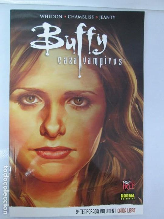 Cómics: BUFFY CAZAVAMPIROS. JOSS WHEDON. GEORGE JEANTY. EDITORIAL NORMA. Nº71,78,82,90,93,97,114,119,126,132 - Foto 99 - 134811262