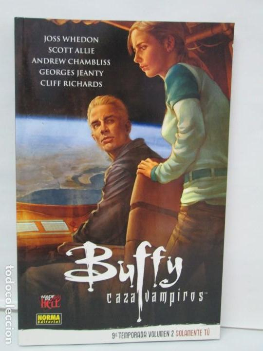 Cómics: BUFFY CAZAVAMPIROS. JOSS WHEDON. GEORGE JEANTY. EDITORIAL NORMA. Nº71,78,82,90,93,97,114,119,126,132 - Foto 109 - 134811262