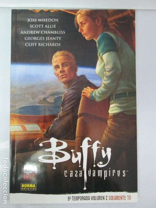 Cómics: BUFFY CAZAVAMPIROS. JOSS WHEDON. GEORGE JEANTY. EDITORIAL NORMA. Nº71,78,82,90,93,97,114,119,126,132 - Foto 110 - 134811262