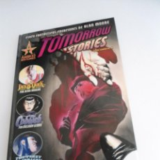 Cómics: TOMORROW STORIES - VOLUMEN 1 - TOMO 1 ALAN MOORE - NORMA EDITORIAL 2009 - PERFECTO ESTADO. Lote 134816558