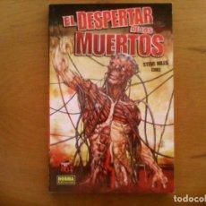 Cómics: EL DESPERTAR DE LOS MUERTOS - STEVE NILES Y CHEE - NORMA EDITORIAL. Lote 134884118