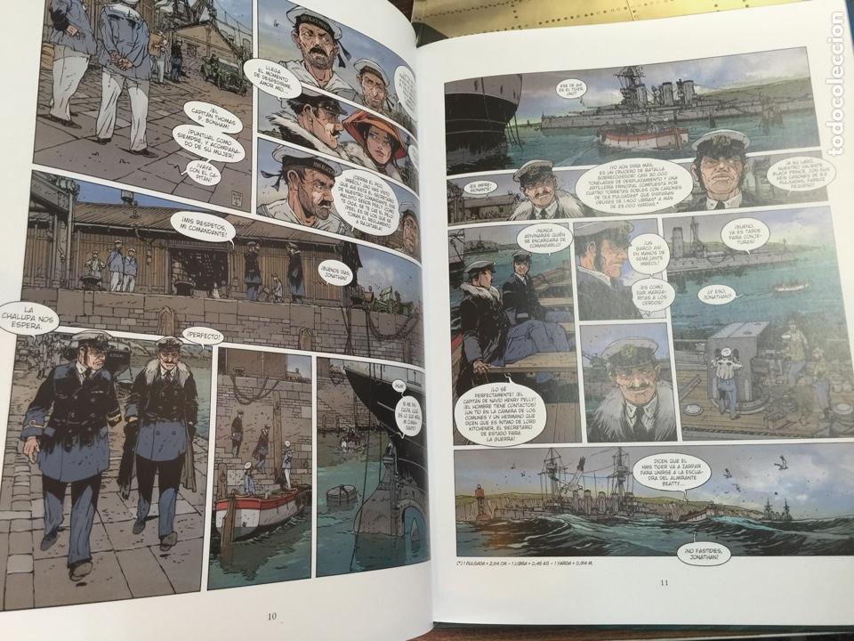 Cómics: Cómic Las grandes batallas navales: Jutlandia - Foto 4 - 134890461