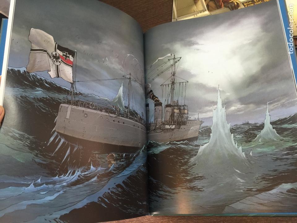 Cómics: Cómic Las grandes batallas navales: Jutlandia - Foto 5 - 134890461