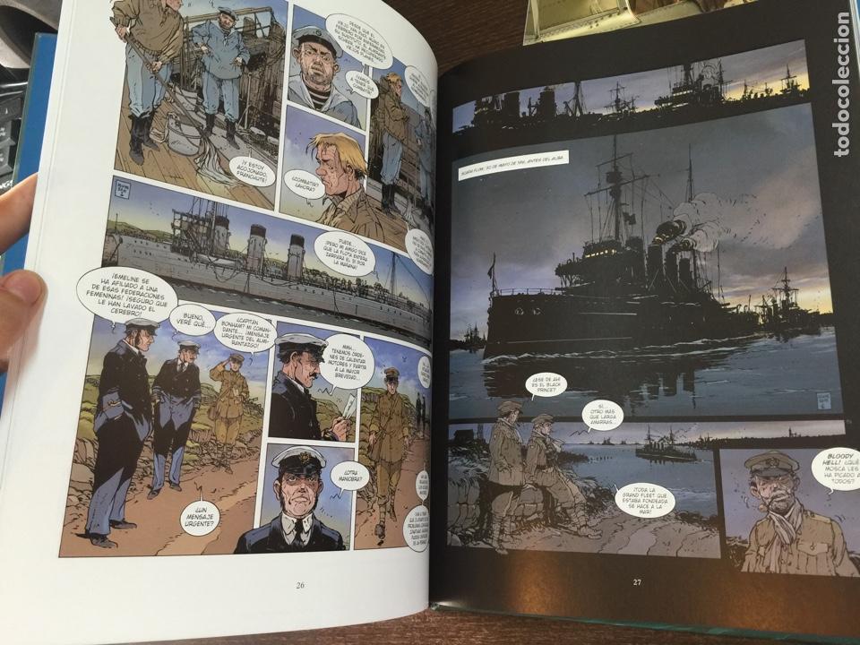 Cómics: Cómic Las grandes batallas navales: Jutlandia - Foto 6 - 134890461