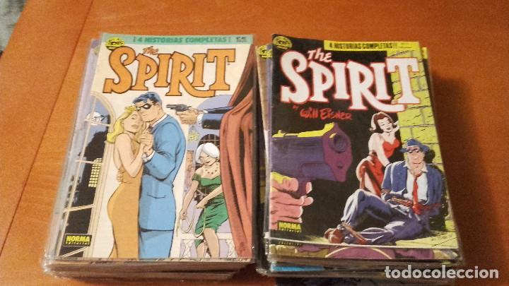 THE SPIRIT NORMA EDITORIAL COMPLETA 76 Nº (Tebeos y Comics - Norma - Comic USA)