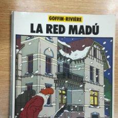 Cómics: LA RED MADU. Lote 135062214