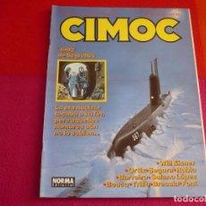 Cómics: CIMOC Nº 79 ¡BUEN ESTADO! NORMA CIENCIA FICCION FANTASIA REVISTA COMIC SEGRELLES EISNER SEGURA. Lote 135082642