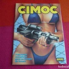 Cómics: CIMOC Nº 89 ¡BUEN ESTADO! NORMA CIENCIA FICCION FANTASIA REVISTA COMIC ORTIZ SEGURA. Lote 135082694