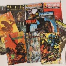 Cómics: ALIENS - PREDATOR COMIC BOOKS NORMA. Lote 135125430