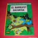 Cómics: EL BARRUFET SALVATGE 1A. EDICIÓ 1999 NORMA EDITORIAL 48 PÀGINES EN CATALÀ . NOU I MAI LLEGIT . Lote 135157694
