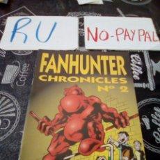 Cómics: FANHUNTER CHRONICLES NÚMERO 2 CELS PIÑOL. Lote 135195599