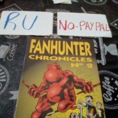 Cómics: FANHUNTER CHRONICLES N 2 CELS PIÑOL. Lote 135195782