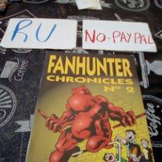 Cómics: CHRONICLES FANHUNTER 2 CELS PIÑOL. Lote 135196610