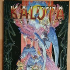 Cómics: KALUTA ARTBOOK NORMA EDITORIAL TAPA BLANDA. Lote 135402662