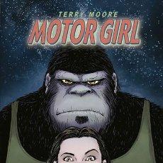 Cómics: CÓMICS. MOTOR GIRL - TERRY MOORE. Lote 135458198