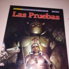 Cómics: CIMOC Nº 5 - EL MERCENARIO - LAS PRUEBAS POR V.SEGRELLES - 1ª EDICION 1984 TAPA DURA REF. UR EST. Lote 135510054