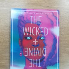 Cómics: THE WICKED + THE DIVINE #4 TENSION DRAMATICA. Lote 135621774