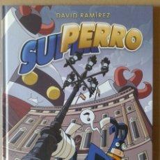 Cómics: SUPERRO, POR DAVID RAMÍREZ (NORMA EDITORIAL / MOVISTAR, 2009). 48 PÁGINAS A COLOR.. Lote 135662414