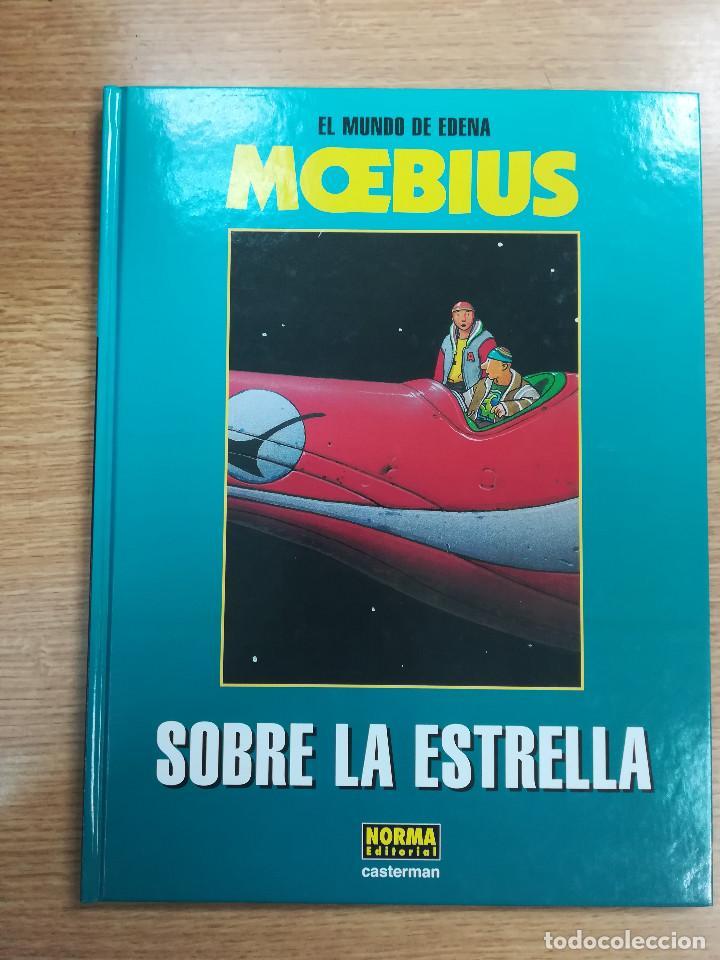 EL MUNDO DE EDENA #1 SOBRE LA ESTRELLA (MOEBIUS) (Tebeos y Comics - Norma - Comic Europeo)