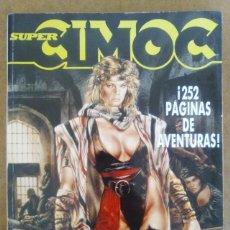 Cómics: SUPER CIMOC Nº 3 (RETAPADO CON LOS NUMEROS 101 A 103) NORMA - BUEN ESTADO - OFM15. Lote 135790218