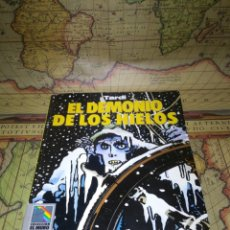 Cómics: COLECCION EL MURO Nº 17 - EL DEMONIO DE LOS HIELOS. NORMA 1ª EDICIÓN 1991. Lote 136066058