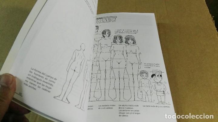 Cómics: Como dibujar Manga. Norma editorial, Barcelona, 2002. números 1 y 2 - Foto 3 - 136217114