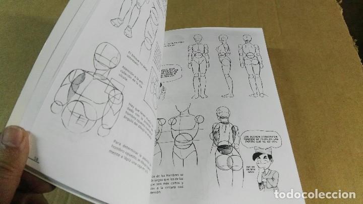Cómics: Como dibujar Manga. Norma editorial, Barcelona, 2002. números 1 y 2 - Foto 4 - 136217114