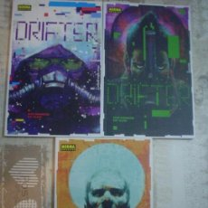 Comics - DRIFTER-OBRA COMPLETA EN TRES TOMOS NORMA-NUEVOS - 136217418