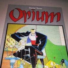 Cómics: OPIUM. DANIEL TORRES Nº 2. LAS AVENTURAS DE CAIRO ,NORMA. MUY BUEN ESTADO REF. UR EST. Lote 136345022
