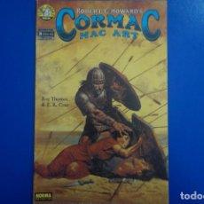 Fumetti: CÓMIC DE CORMAC AÑO 1990 Nº 3 DE NORMA EDITORIAL LOTE 5 BIS. Lote 136441898