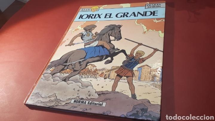 MUY BUEN ESTADO IORIX EL GRANDE J.MARTIN LAS AVENTURAS DE ALIX NORMA EDITORIAL (Tebeos y Comics - Norma - Otros)