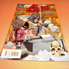 Cómics: LOBO - CARAVANA MORTAL- Nº 8- ALAN GRANT- BUEN ESTADO.. Lote 136687102