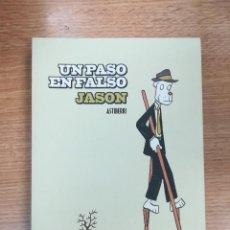 Cómics: UN PASO EN FALSO (JASON) (ASTIBERRI). Lote 136843898