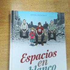 Cómics: ESPACIOS EN BLANCO (MIGUEL FRANCISCO) (ASTIBERRI). Lote 136845018