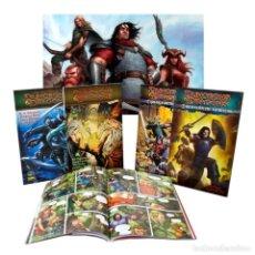 Cómics: SÚPER PACK DUNGEONS & DRAGONS. 4 CÓMICS - VARIOS AUTORES DESCATALOGADO!!! OFERTA!!!. Lote 136946262