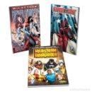 Cómics: CÓMICS. PACK WILDSTORM 26. ARMAGEDDON / REVELATIONS / NUMBER OF THE BEAST DESCATALOGADO!!! OFERTA!!!. Lote 136966110