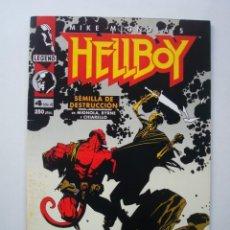 Cómics: HELLBOY Nº 4 DE 4 (MIKE MIGNOLA'S HELLBOY) NORMA. Lote 137290450
