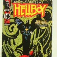 Cómics: HELLBOY Nº 3 DE 4 (MIKE MIGNOLA'S HELLBOY) NORMA. Lote 137290638