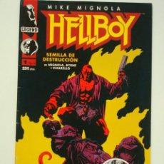 Cómics: HELLBOY Nº 1 DE 4 (MIKE MIGNOLA'S HELLBOY) NORMA. Lote 137291174