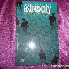 Cómics: ASTROCITY HEROES LOCALES .. Lote 137376550