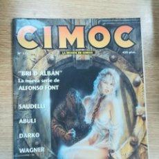 Cómics: CIMOC #175. Lote 137628497