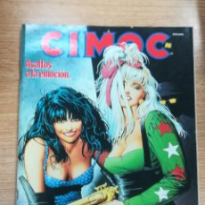 Cómics: CIMOC #142. Lote 137628501