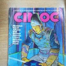 Cómics: CIMOC #63. Lote 137628513