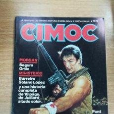 Cómics: CIMOC #78. Lote 137628613