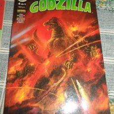 Cómics: GODZILLA TOMO 4 ED. NORMA 1998 . Lote 137676538