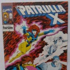 Cómics: COMIC PATRULLA X,Nº 146,,MARVEL COMICS,FORUM,FORTUNAS ENCONTRADAS. Lote 137806754