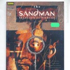 Cómics: SANDMAN - ESTACION DE NIEBLAS - NORMA - COLECCION VERTIGO - 222. Lote 137861106